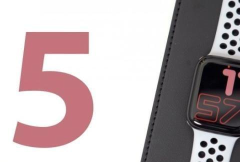 Apple Watch Series 5开箱和详细上手评测