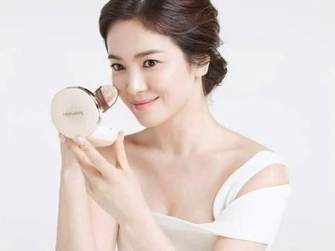 宋慧乔婚后人气不减 代言广告双十一将登陆中国