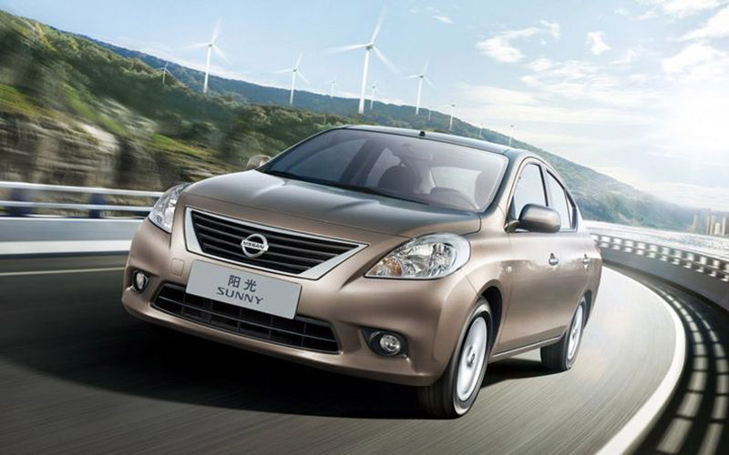 综合续航510公里 东风汽车将推出日产阳光换标车型