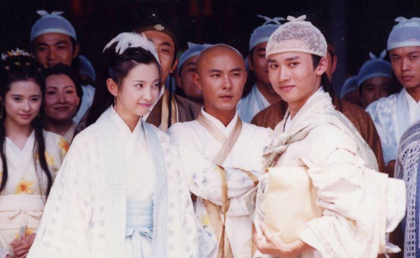 张卫健最火的八部电视剧,80后看过五部,90后看过三部