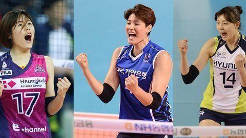 韩国女排3-1塞尔维亚 金熙珍复苏成大腿 金软景笑了努特萨拉哭了