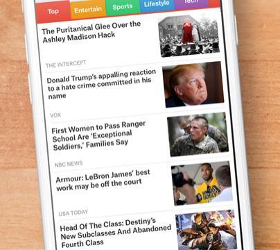 日本新闻聚合应用SmartNews估值已达11亿美元