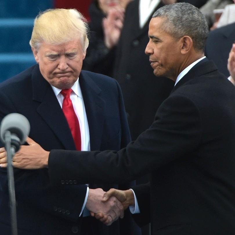 特朗普抱怨诺贝尔奖不公平:为什么奥巴马有我没有?