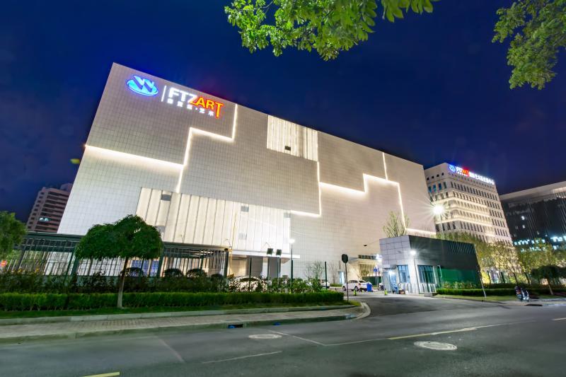 全球最大艺术品综合保税仓库在浦东启用,上海迈向世界重要艺术品交易中心