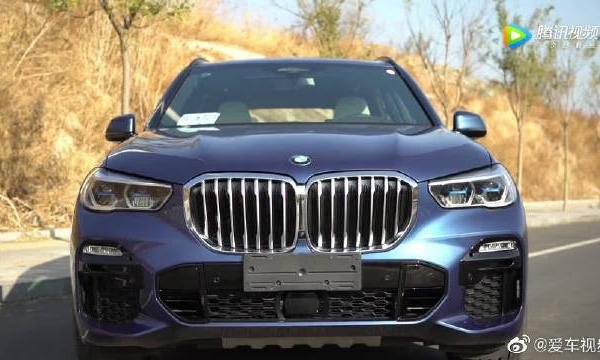 视频:宝马全新X5更具豪华感,里面满满的科技感!