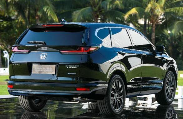 预售价18万的皓影势必搞垮CR-V,看来能打败本田的还得是本田