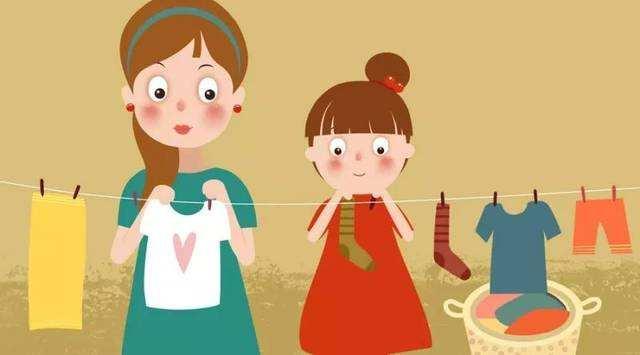 让孩子帮忙做家务,可从这三方面入手