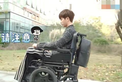 《凉生》花絮:董子健探班孙怡,于朦胧玩轮椅,而马天宇最可爱!