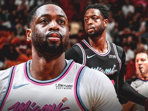 NBA-曝韦德仍有可能复出!但是热火需要得到保罗?