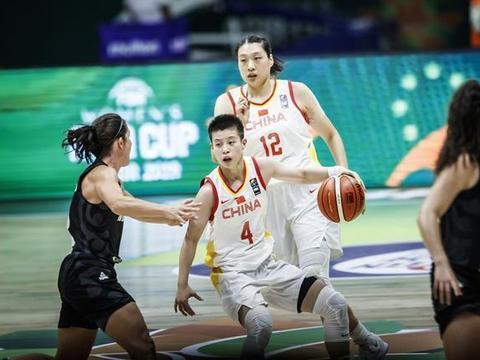 女篮亚洲杯:中国队轻取新西兰 澳大利亚太强12人得分有8人上双