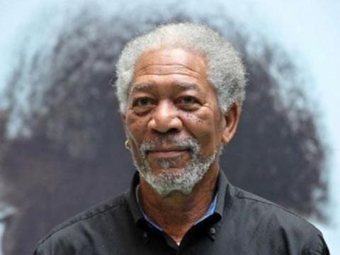 《肖申克的救赎》中的主演摩根·弗里曼,黑人中的伟大领袖演员