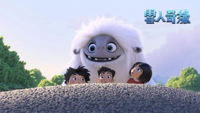 好莱坞动画片《雪人奇缘》十一上映,《功夫熊猫3》班底打造