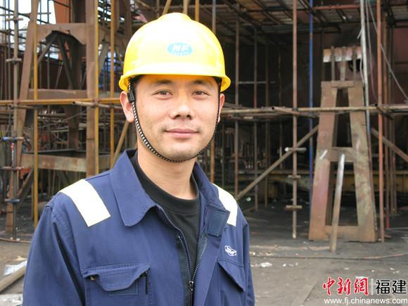 福建省船舶工业集团陈文学:不忘初心 我用匠心造巨轮