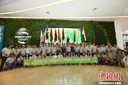 [热文]中国—东盟国际汽车拉力赛成绩出炉印尼车手获巾帼奖