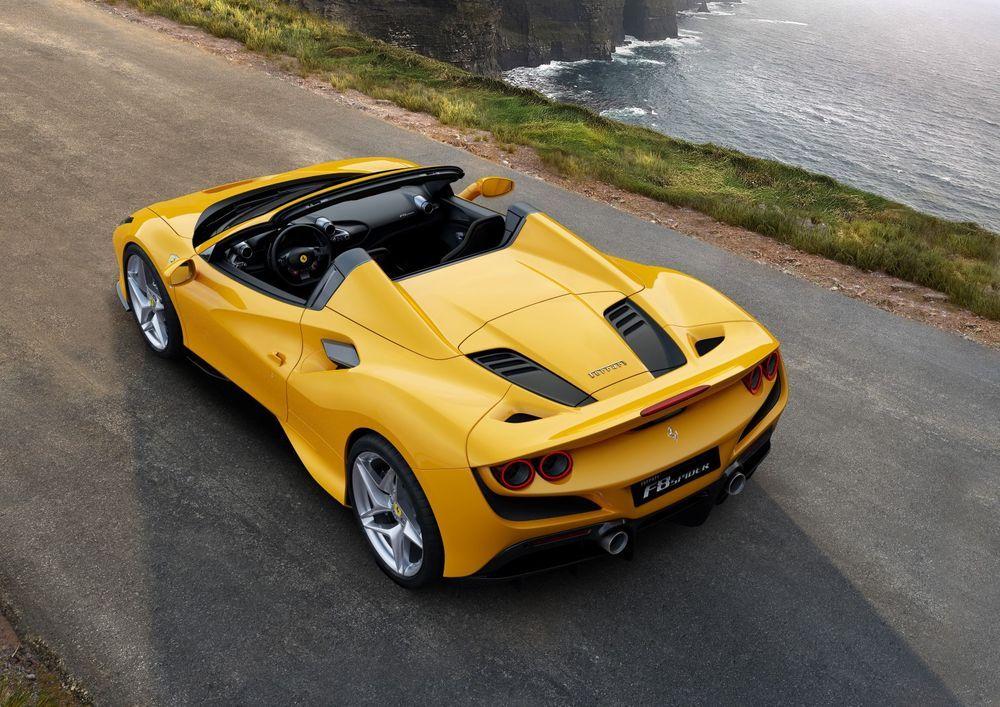 """法拉利在同一周推出了两个新的""""Spiders""""-812 GTS,F8!"""