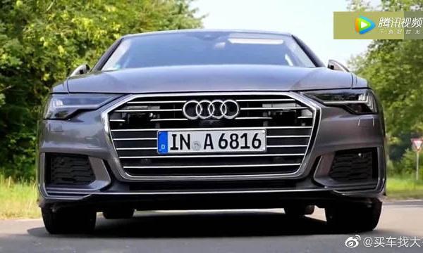 视频:2019款奥迪A6,看到充满科技感的内饰,还买啥奔驰E级
