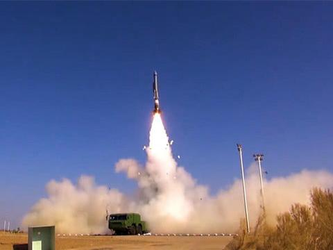东风-20的全新打击利器,飞行速度最高达到了6马赫?