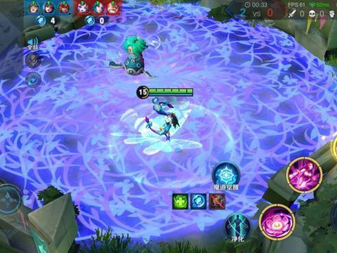 王者荣耀:无限火力上线?玩家输入神秘代码,体验无技能CD对战