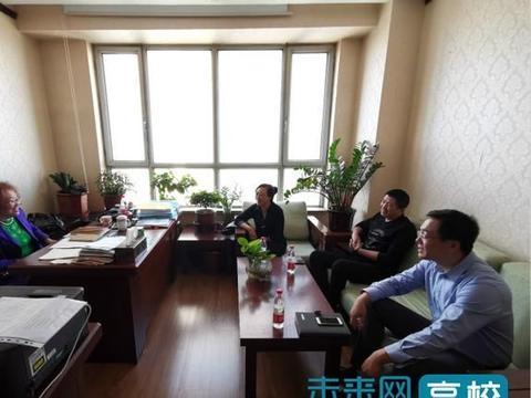 黑龙江外国语学院俄语系开展校外实习基地走访工作