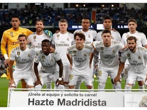 西甲|皇马2-0奥萨苏纳 ?