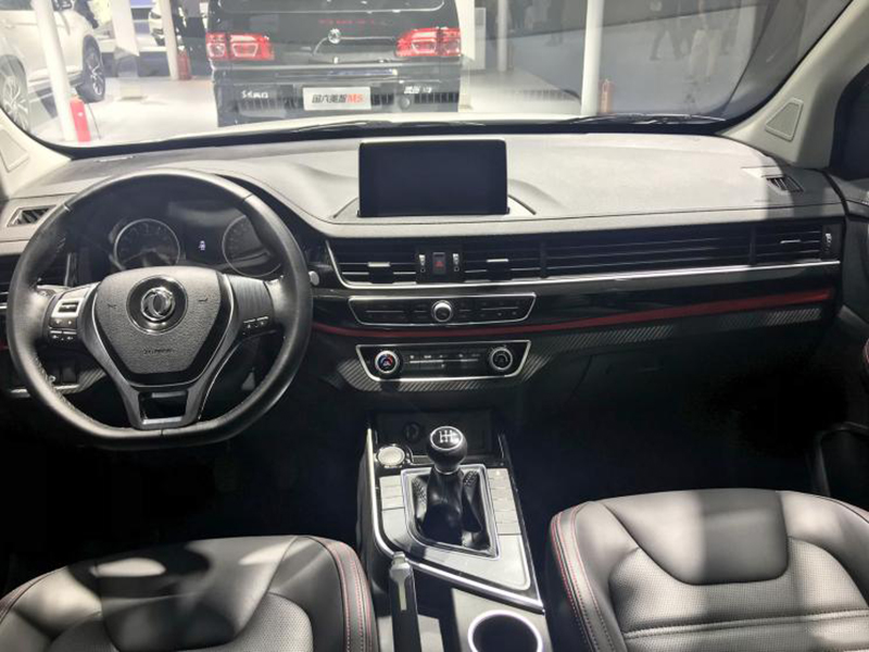 售价5.99万-7.59万 东风风行SX6国六版车型上市