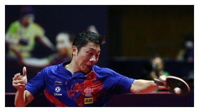 日本男单仅剩独苗!张本智和零封中国名将,许昕逆转日本世界冠军
