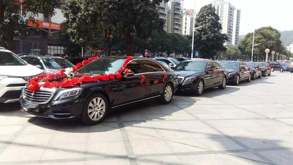 国庆结婚周来临,这些车最适合做婚车!