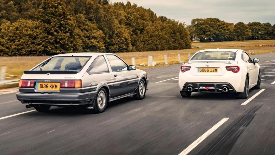 新一代86来了!马力最高或达260匹,操控将超越新Supra!