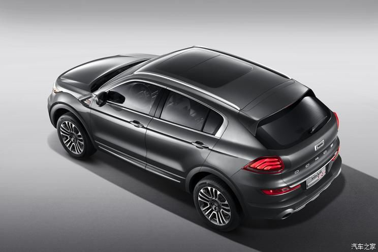 1.6T,197马力,290牛·米,新款SUV最低只要13.88万!