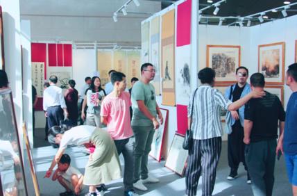 最高180万成交!威海国际艺博会书画拍卖会亮点纷呈