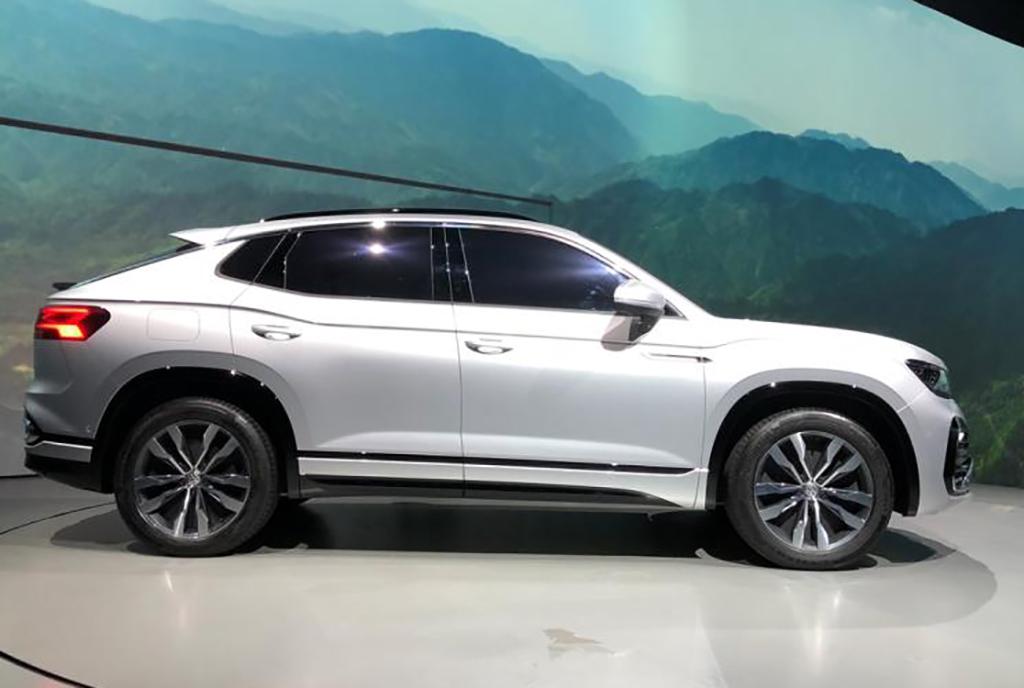 五款全新轿跑SUV将量产,其中一款是这家车企最后一根救命稻草