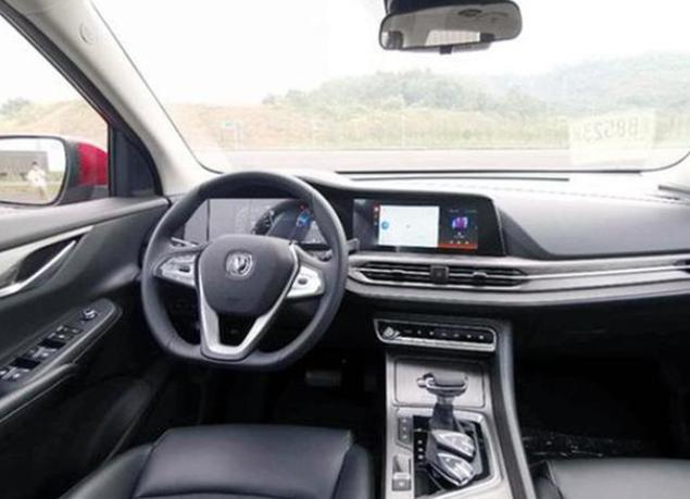全新长安CS55或11月上市!轴距2650mm 配全景倒车影像+自动泊车