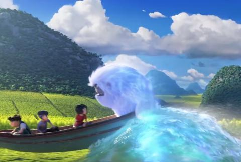 功夫熊猫团队打造《雪人奇缘》,带你游山玩水,这才是中国的魅力