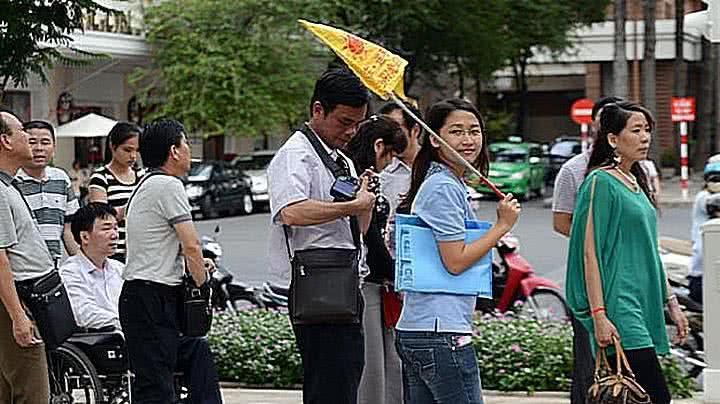 越媒:中国游客数量下降伤害了越南,越南网民有话说