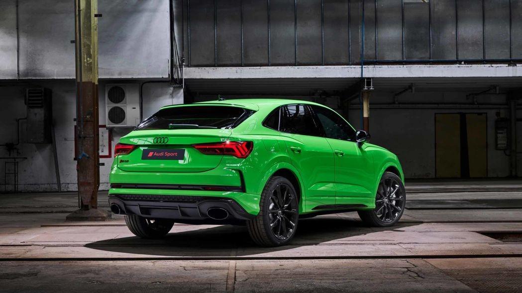 高性能SUV新选择 奥迪RS Q3魅力来袭