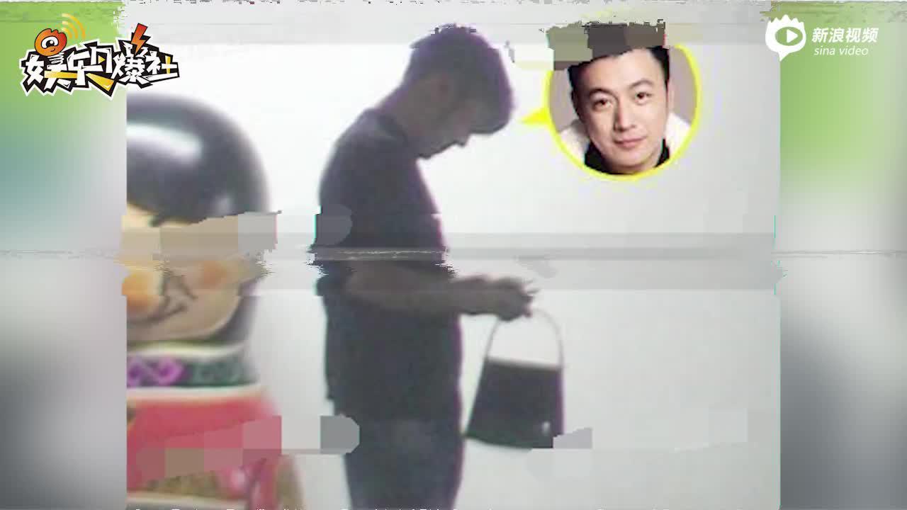 曹炳琨被拍与粉衣女子同行 一路有说有笑疑似恋情曝光