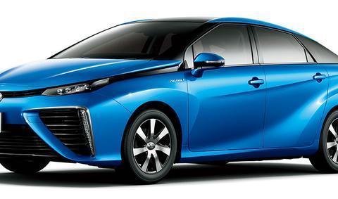 丰田氢燃料电池汽车即将改款,未来新能源之争并非只有电车