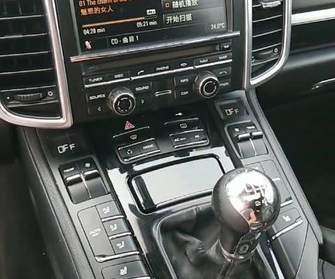视频:汽车视频:手动挡的卡宴,铁子们开过吗
