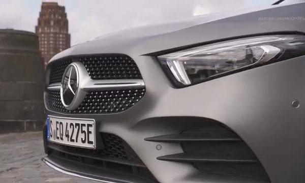 视频:2020款 奔驰A250 EQ power 电力轿车登场