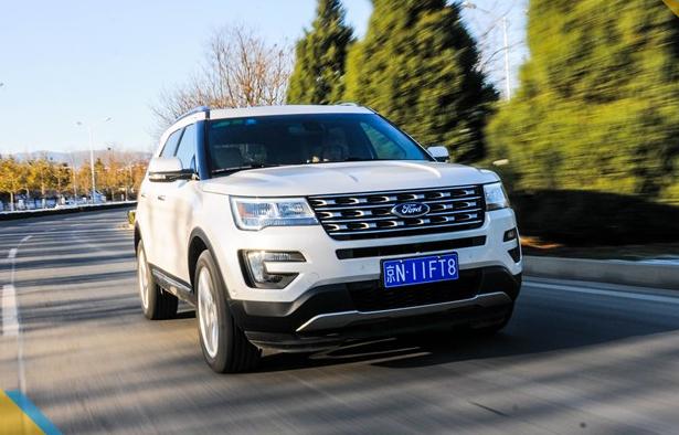 车身超5米的纯进口SUV,只卖32万起,为啥卖不动?