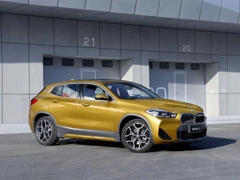 能跑还能野 双M加持创新BMW X2