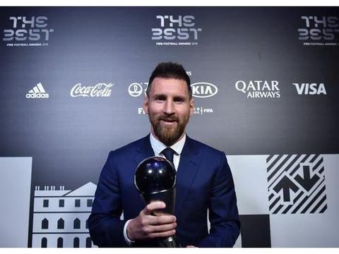 官方!国际足联郑重声明,梅西获奖100%真实有效