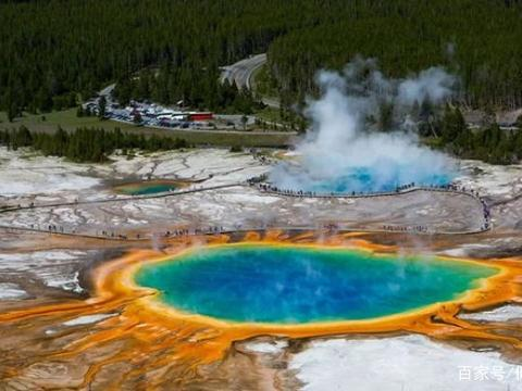 """黄石火山担忧!美国地质调查局如何发现超级火山""""氦泄漏"""""""