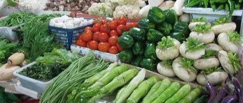 国庆期间海口17种蔬菜降价15%,重点监测22种蔬菜供应