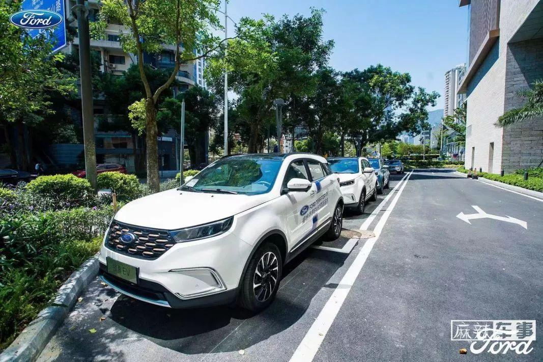 消费者满意的纯电SUV长什么样?福特领界EV告诉你答案