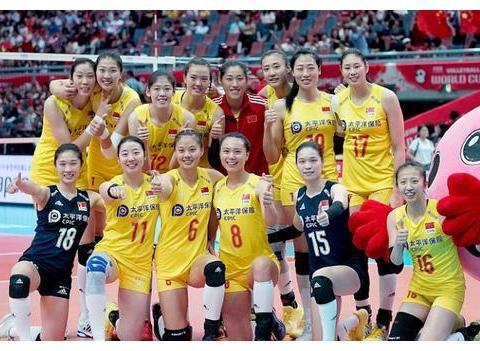 疯狂11-1!中国女排认真后对手被打懵,第一局赢8分有冠军范
