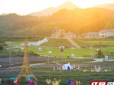 怀化山下花海快乐谷:风筝节麦咭密室带你嗨7天