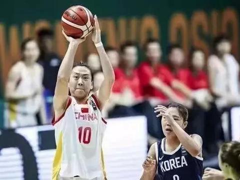 厉害了姑娘们!中国女篮28分大胜韩国,亚洲杯4战全胜进决赛