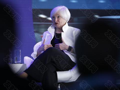 """前美联储主席耶伦表示 美联储对美国经济过于""""乐观"""""""