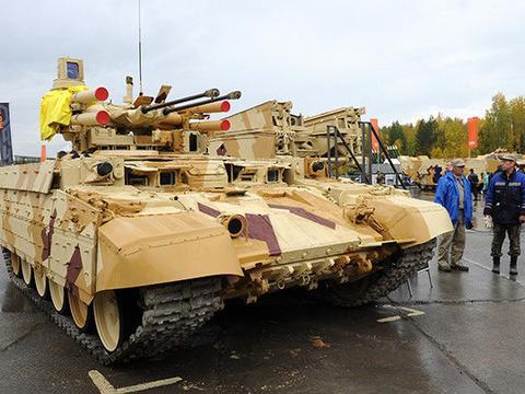 你有反坦克装备,我有反步兵装备,战场联合收割机是它